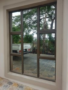 Large Aluminium Window
